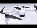 Foldable Arm FPV with 4K UHD Camera 3-Axis Gimbal RC Drone Quadcopter RTF High Speed