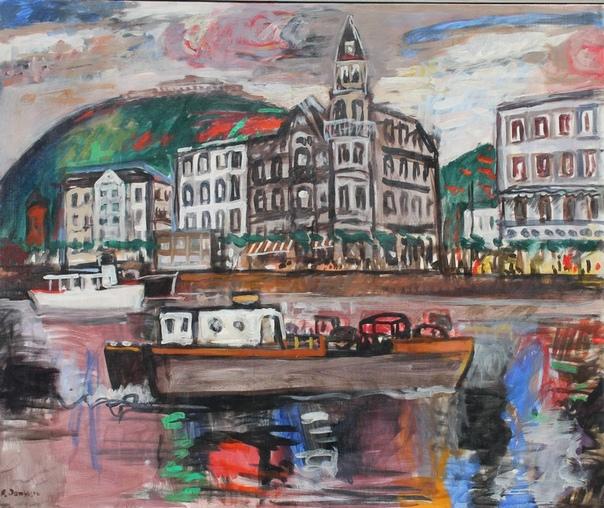 Петер Янссен, по прозванию Младший, настоящее имя Петер Тамме Вейер (нем. Peter Janssen, род. 29 марта 1906 г. Бонн 1979 г. Берлин) немецкий художник. П. Янссен был членом художественного