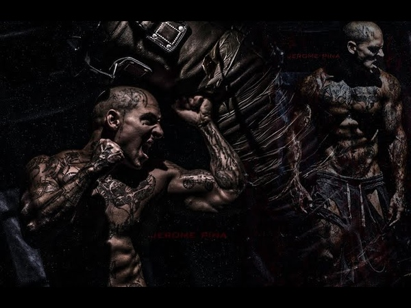 TRAINING FIGHT OF JEROME PINA LONG VERSION