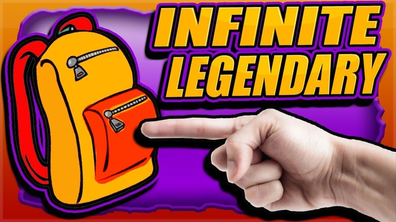 SH00T this BACKPACK for INFINITE LEGENDARY GEAR How to FREEZE the LOOT TINK BORDERLANDS 3