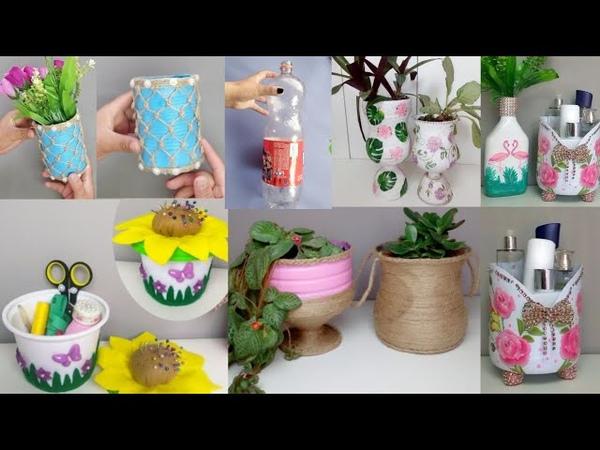 5 IDEAS FÁCILES Y ÚTILES Con Reciclaje ♻️