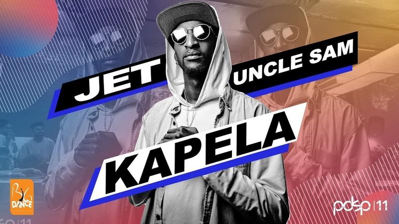 Kapela I Judge Showcase India I PDSP - Pre Community Jam I Jet - Uncle Sam