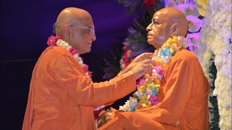 Бхакти Чару Свами —Три главных наставления Шрилы Прабхупады — 10 марта 2015 г.