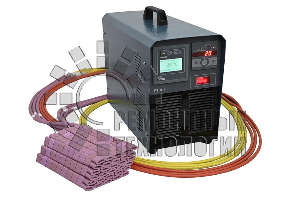 Установка для термообработки сварных швов РТ9-1. Инвертор. Инверторная установка