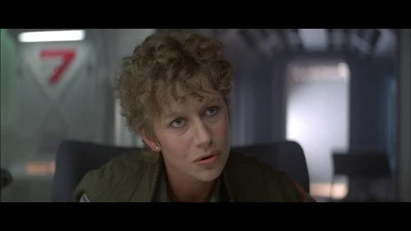 Рой Шайдер в фильме Космическая одиссея 2010 Фантастика триллер приключения США 1984