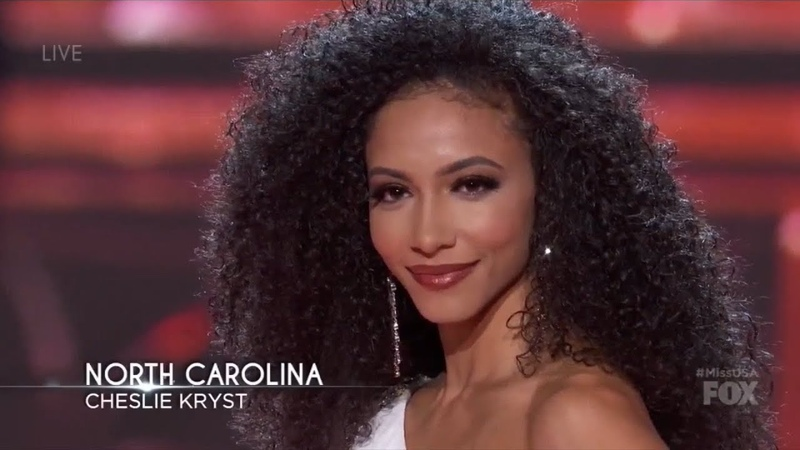 MISS USA 2019 IS CHESLIE KRYST FULL PERFOMANCE