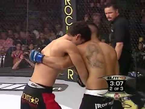 Nick Diaz vs. Mike Aina (Crazy MMA Fight)