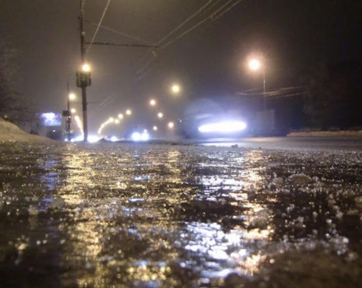 Мокрый снег, дождь, туман и гололёд ожидается завтра в Курской области
