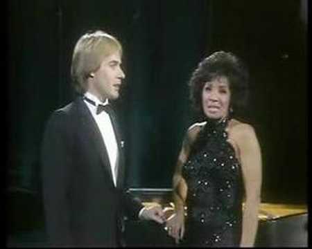 Richard Clayderman and Shirley Bassey