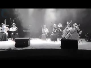 Оркестр исполняет xxxtentacion changes
