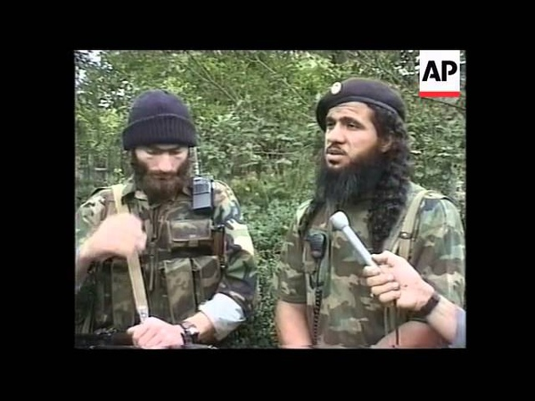 CHECHNYA CAMPAIGN OF TERROR AGAINST RUSSIA THREAT