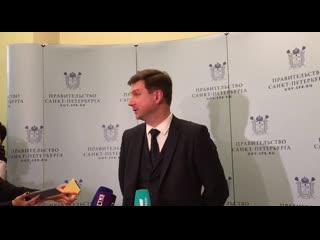 Вице-губернатор Петербурга Линченко рассказал о ЖК Вариант в Шушарах