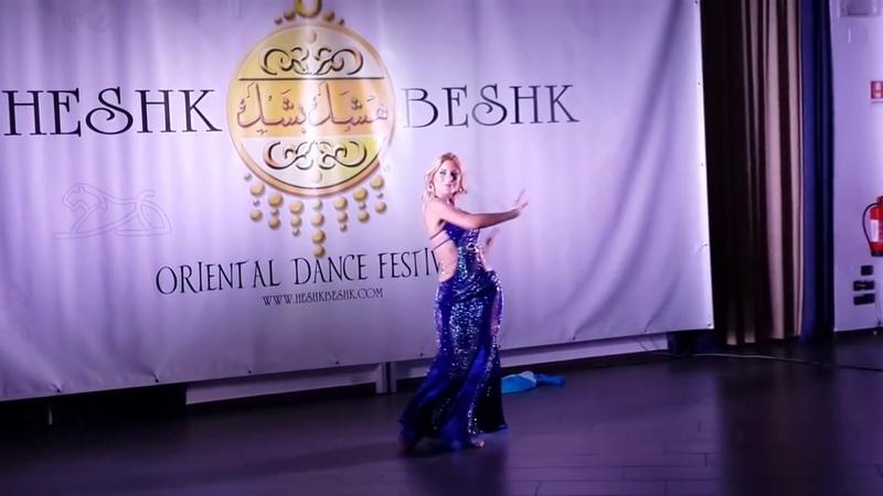 Oriental dance festival Heshik Beshik Sumaya
