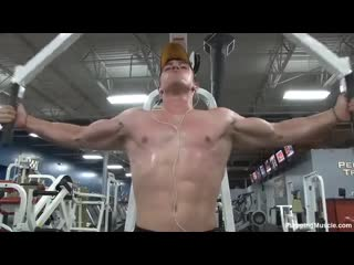 [360]  Tim K Photoshoot #3 (Pumping Muscle) (Wrestling)