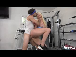 Pumping Iron And Then My Step Moms Pussy - Kit Mercer - Family - March 31, 2020 New Porn Milf Big Tits Ass Sex Step Mom Taboo