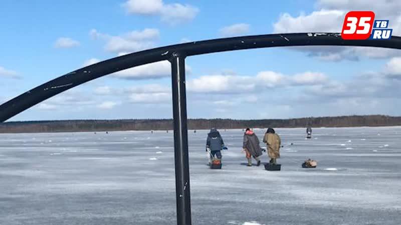 27 рыбаков с дрейфующей льдины в одиночку спас мужчина под Череповцом