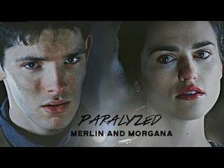 Paralyzed :: Merlin and Morgana