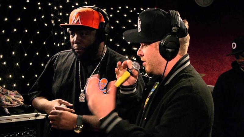 Despot, Mr. Mfn eXquire, Killer Mike and El-P - Full Performance (Live on KEXP)