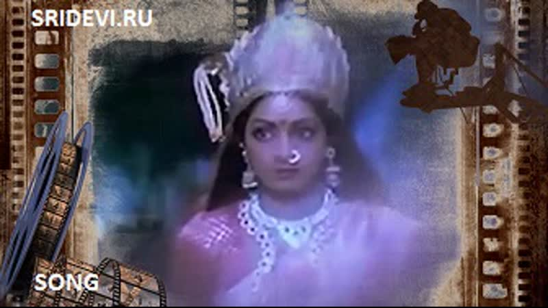 Песня Ek Jug Se Tarasa Hun из фильма Прозрение Jaag Utha Insan hindi 1984