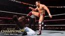 FULL MATCH Kane Bryan vs Kingston R Truth WWE Tag Team Title Match Night of Champions 2012