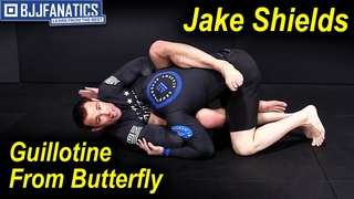 Jake Shields - Guillotine From Butterfly