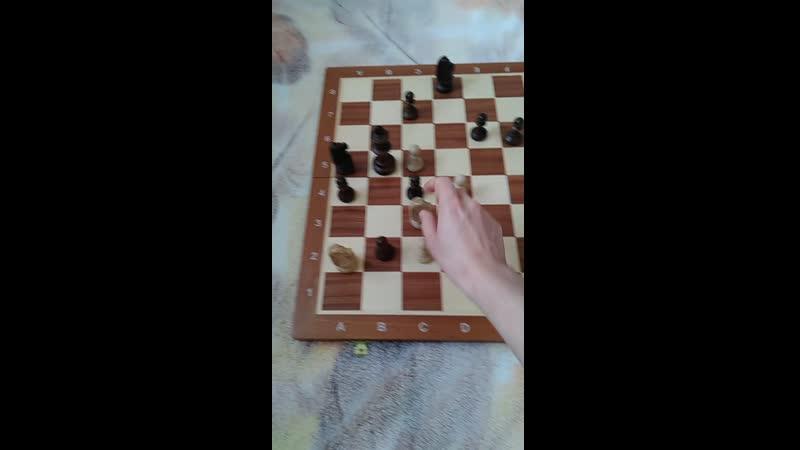 Шахматная задача Петрова