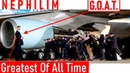 Air Force One Bild zeigt Nephilim G O A T Greatest Of All Time Nervöse Papparazzi Riese Interview