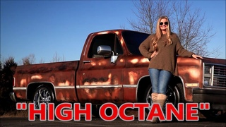 """High Octane"" ⛽️ 1983 Patina Squarebody C10 w/ Cam'd 355 and Vintage Air #HotRod #c10 #squarebody"