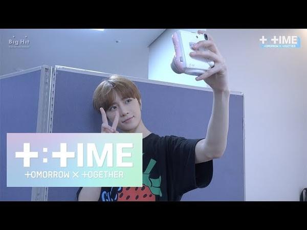 [T:TIME] BEOMGYU's photo time! - TXT (투모로우바이투게더)