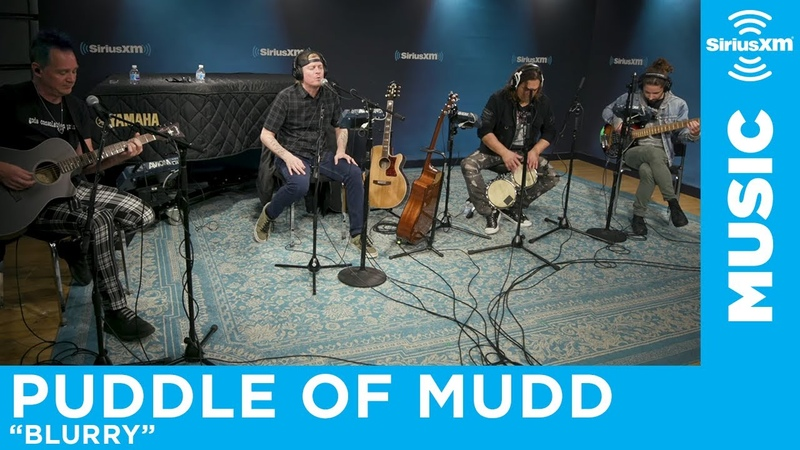 Puddle Of Mudd Blurry LIVE @ SiriusXM