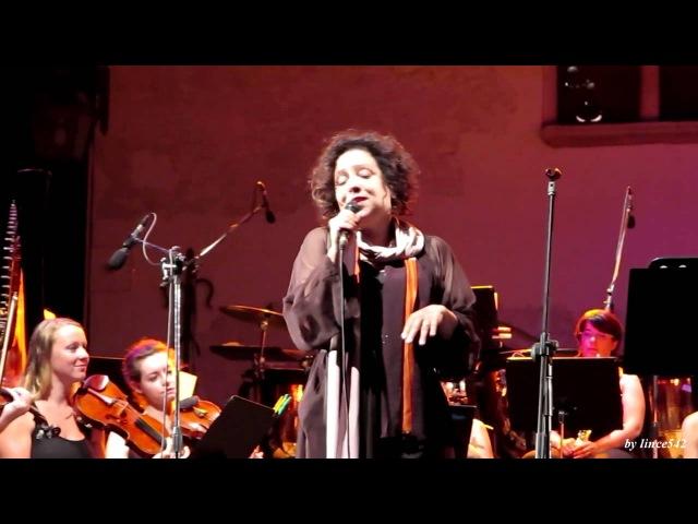 Antonella Ruggiero - Tu, Musica Divina live @ Spilimbergo
