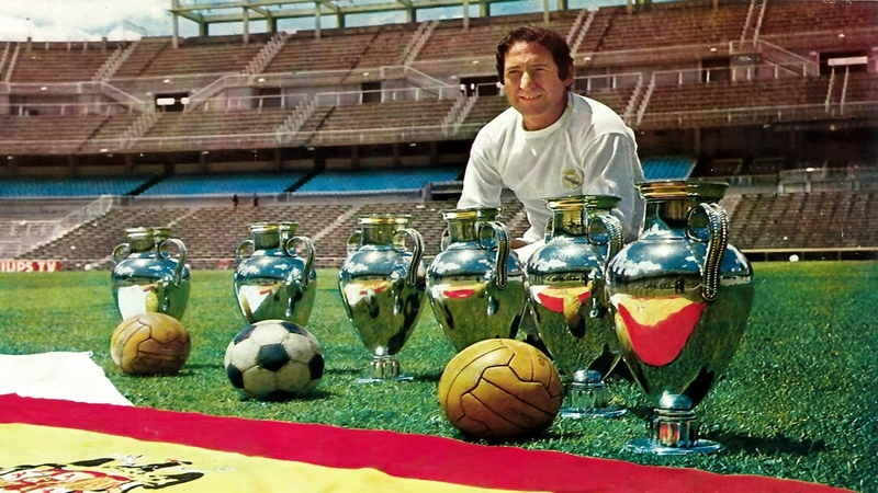 Paco Gento - Best Skills and Goals Ever