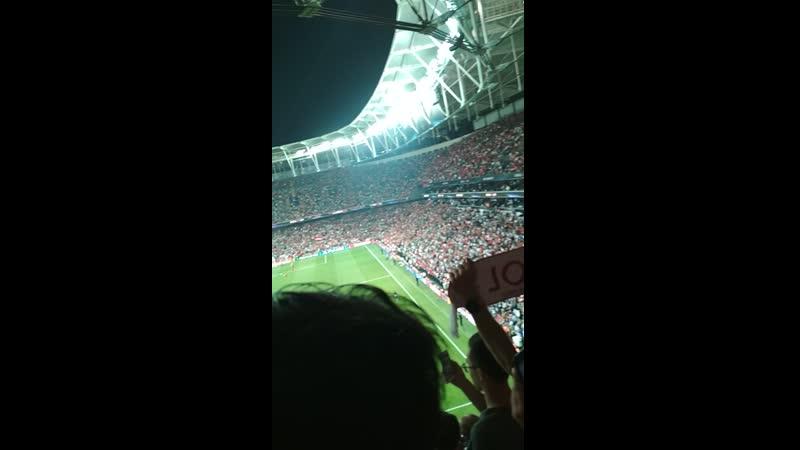 You'll never walk alone (UEFA Super Cup 2019)