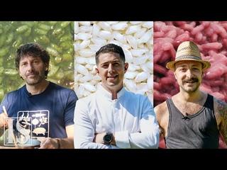 Il risotto perfetto secondo Cesare Battisti, Michelangelo Mammoliti, Diego Rossi