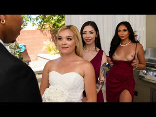 Ariana marie the bangin' bridesmaid