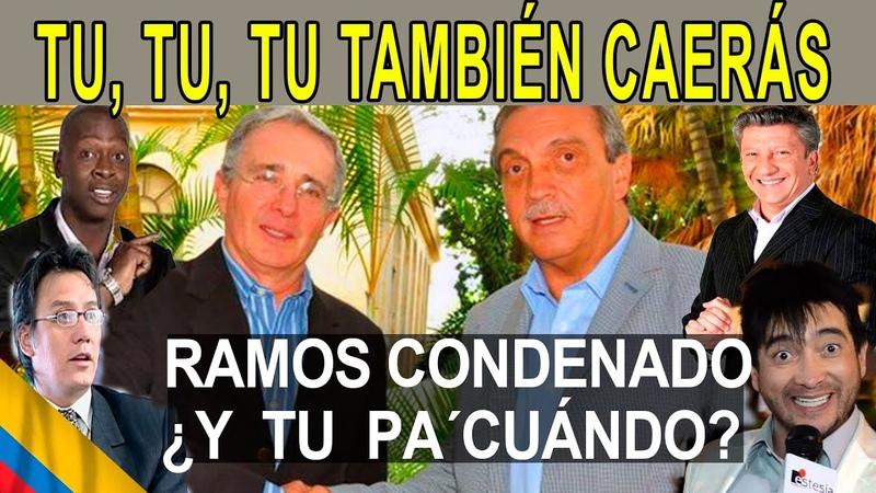 👅𝗖𝗢𝗡𝗗𝗘𝗡𝗔𝗗𝗢👅a 8 años Luis Alfredo Ramos por La Corte Suprema por Parapolítica