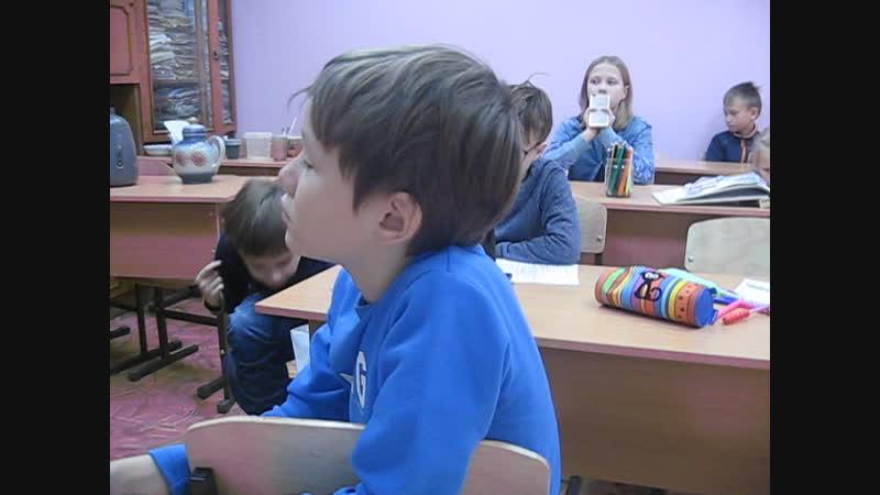 Игорь Эпанаев отвечает на вопросы Юных журналистов в ЦДТ ВидеоМИГ