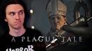 A Plague Tale Innocence 10 часть 1 Путь усеянный розами