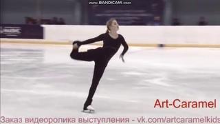 Алиса Федичкина КП 1 этап Кубка Санкт-Петербурга 2018