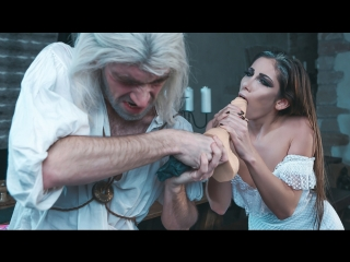 Clea gaultier & danny d, the bewitcher: a dp xxx parody, episode 3  [2018, feature, parody, cosplay, sex, blowjob, hardcore]