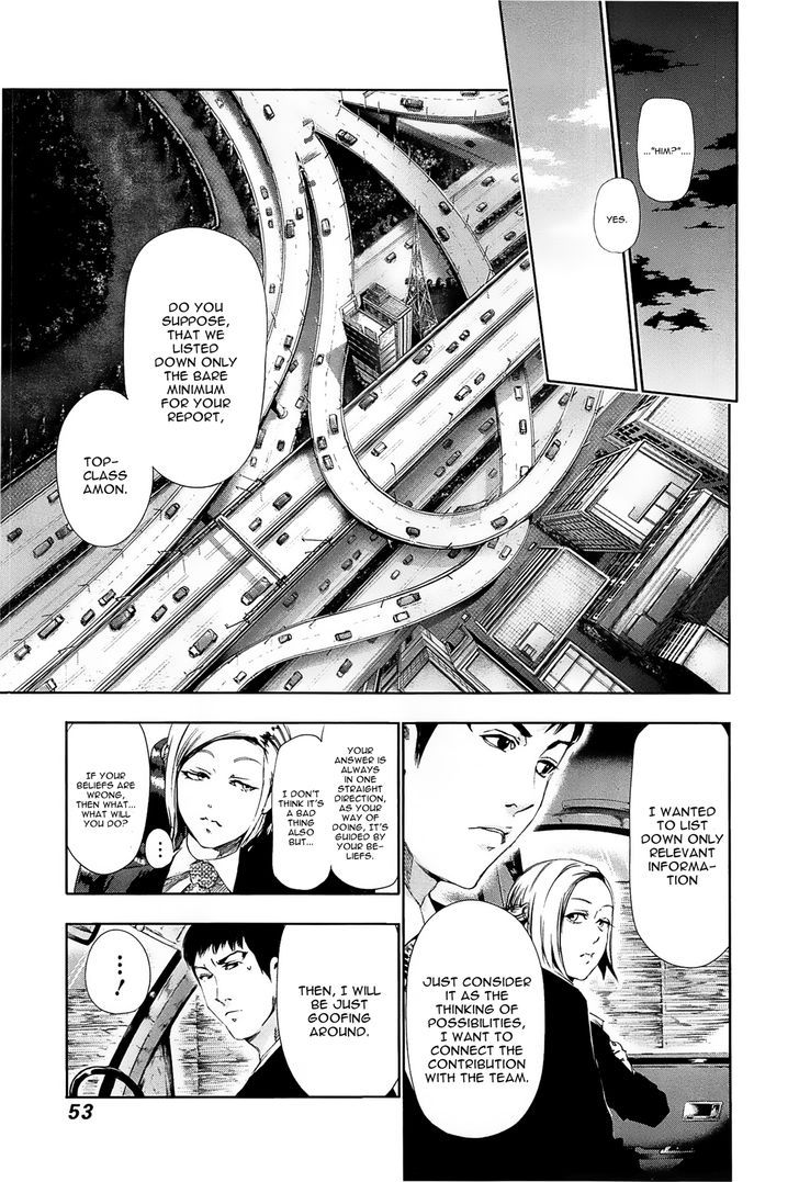 Tokyo Ghoul, Vol.9 Chapter 82 Expert, image #13
