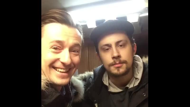 Встреча отца и сына из сериала Бригада 720p mp4