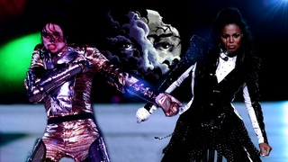 Michael Jackson - Scream (RMCM's Live Version Ft. Janet Jackson)
