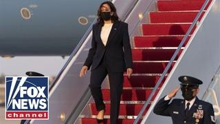 Chris Wallace: Kamala Harris may not want her 'fingerprints' on border crisis