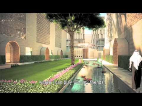 Msheireb Downtown Doha Flythrough Video