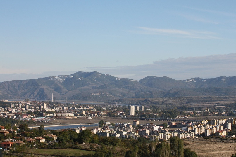 Кырджали. Вид на город