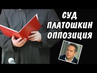 Политический суд над Николаем Платошкиным