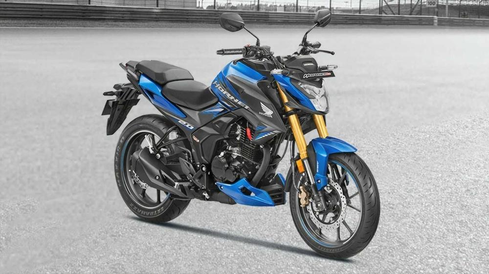 Нейкед Honda Hornet 2.0