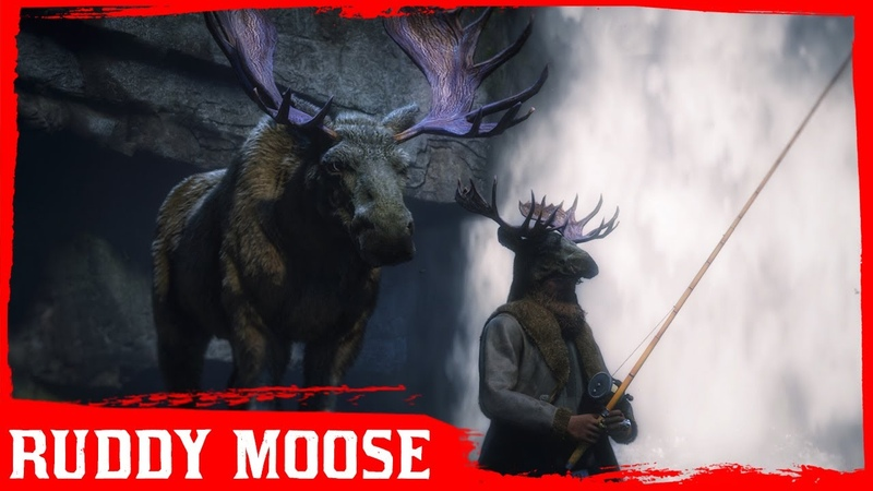 Legendary Ruddy Moose Coming soon to Red Dead Online