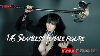 No Tomorrow 1/6th Scale  Figure  Tbleague (Phicen) Female Seamless Body PL2016-81